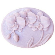 3D Orchid Craft Art Silicone Soap mould Craft Moulds DIY Handmade Candle mould Chocolate Mould moulds