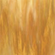 Honey Amber, White Wispy Wissmach Stained Glass Sheet - 20cm X 30cm (.67sf) By Stallings Stained Glass