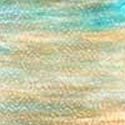 Light Amber, Sky Blue, White Translucent Wissmach Stained Glass Sheet - 20cm X 30cm (.67sf) By Stallings Stained Glass