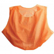 Lightweight Scrimmage Vest, Adult, Orange