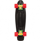 Penny Classic 60cm Unisex Board Skateboard - Rasta One Size