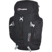 Berghaus Arrow 30 Mens Rucksack Hiking - Black Extrem Red One Size