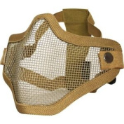 Viper Cross Steel Lower Face Mask Coyote
