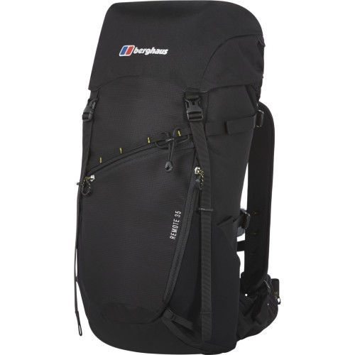 Berghaus Remote Outdoor Backpack 12 Litres Black Black One Size