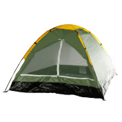 2-Person Tent, Dome Tents for Camping with Carry Bag by Wakeman Outdoors