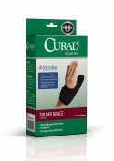 Curad Universal Thumb Brace with Microban, Universal