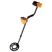 AW MD3010II Metal Detector Treasure Search Digger LCD Waterpoof Coil Gold Outdoor