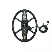 Mars Tiger 33cm x 25cm DD WaterproofSearch Coil for Fisher F2 and F4 Metal Detector