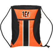Forever Collectibles - NFL Cincinnati Bengals Big Stripe Drawstring Backpack