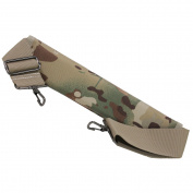 Galati Gear Padded Sling/Backpack Strap Multi Camouflage