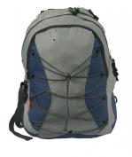 K-Cliffs 48cm Backpack School Bag Day Pack Book Bag Navy
