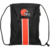 Forever Collectibles - NFL Cleveland Browns Big Stripe Drawstring Backpack