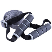 Fuel Elastic Band with Handle, Light Resistance, Grey