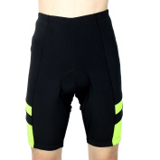 JING TANG Authorised Bicycle Breathable Cycling Shorts Fluorescence Yellow W26