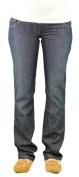9 Fashion Maternity Sugo Indigo Low-Panel Jeans Sz S