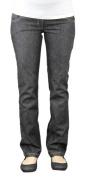 9 Fashion Maternity Sugo Black Low-Panel Jeans Sz M