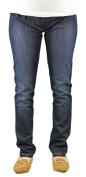 9 Fashion Maternity Iro Indigo Full-Panel Jeans Sz S