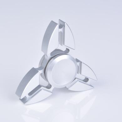 Aluminium Hand Spinner Toy Tri-Spinner