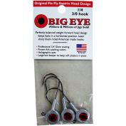 Fle-Fly Big Eye Jig Head, 30ml, Natural
