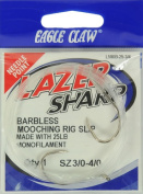 Eagle Claw,Terminal Tackle,Fish Hooks,Barbless Mooching Rig