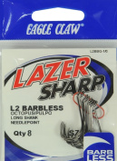 Eagle Claw,Terminal Tackle,Fish Hooks,Barbless Octopus