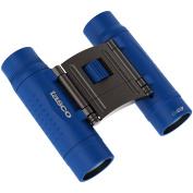 Tasco Essentials Binoculars 10x25mm, Roof Prism, Blue, Boxed