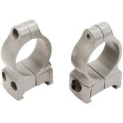 CVA Z2 Alloy Scope Rings Medium, Silver