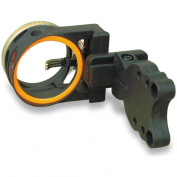 Copper John Saxon Sight, Black, 3 Pin, .029, RH/LH
