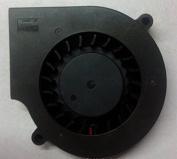 BLS 2PCS 50mm x 15mm 5015# 3000RPM DC 12V Brushless Blower Cooling Fan