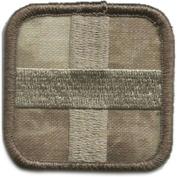 Camouflage MEDIC Patch, 5.1cm x 7.6cm , ATACS, AU