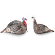 Strut-Lite Jake and Hen Turkey Decoy Combo, H.S. Strut