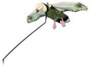 Deadly Decoys FLY-BLU-1 Blue Goose Flyer Decoy w/ Backbone Support