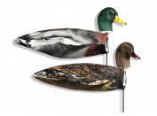 Deadly Decoys SH-MAL-1 Sentry Head Mallard Ducks Motion Decoys - 12 Pack