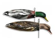 Deadly Decoys FH-MAL-1 Feeder Head Mallard Ducks Motion Decoys - 12 Pack