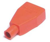 5723-360-005R Terminal Protector, Plug-In, PVC, Red, PK5