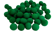 2.5cm Super Soft Sponge Ball (Green) Bag of 50 from Magic By Gosh