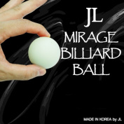 Mirage Billiard Balls by JL (GLOW IN THE DARK, single ball only) - Trick
