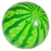 13cm Green Vinyl Watermelon Ball