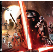 Star Wars The Force Awakens Collage Paperwound Game Centre Dartboard