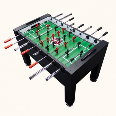 Warrior Table Soccer Professional Model Top Calibre & Durable Foosball Table