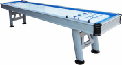 Playcraft Extera 3.7m Outdoor Shuffleboard Table with 50cm Wide Playfield