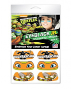 Michelangelo Eye Black Jr. 6-pairs / 12-strips