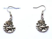 Frog earrings/ frog jewellery/ animal earrings/ animal jewellery/ animal lover gift