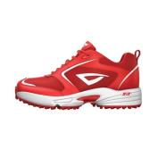 3N2 7845-35-105 Mofo Mens Baseball-softball Turf Training Shoes, Red 10.5