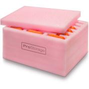 ProStorage 8.9cm Hard Drive Storage Case protects Hard Drives, RAID Sleds, LaCie Rugged