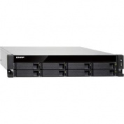 QNAP High Performance Quad-core 8-Bay 10GbE NAS w/ 4GB RAM