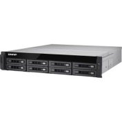 QNAP 8-Bay High Performance Unified Storage with Built-in 10GbE w/ 8GB RAM