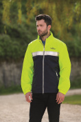 Horseware Unisex Neon Corrib Waterproof Hi-viz Jacket Fluorescent Yellow Xxs-xxl
