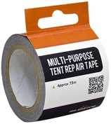 Milestone Multi-purpose Tent Repair Tape - Silver, 7.5 M