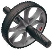 Body Sculpture Aerobic Exercise Wheel - Black/Grey